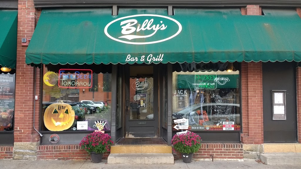 Billy's Bar & Grill