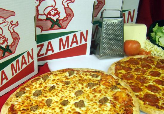 Pizza Man Blaine